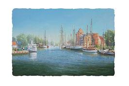 Hafen Greifswald NEU