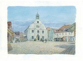 Wolgast Rathaus