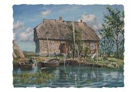 Haus an der Peene