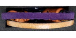 Le caméléon violet