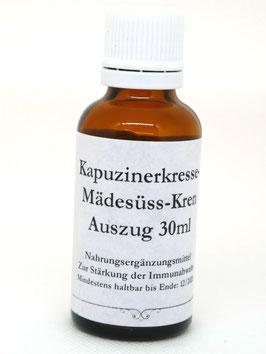 Kapuzinerkresse-Mädesüss-Kren Essenz 30ml