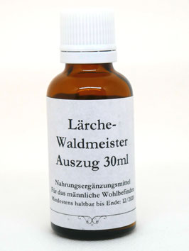 Lärche-Waldmeister Essenz 30ml
