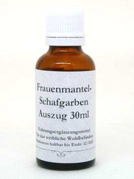 Frauenmantel-Schafgarben Essenz 30ml