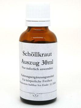 Schöllkraut Essenz 30ml