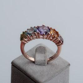 Vintage Unikat: Ring BUNT