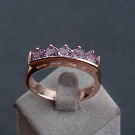 "Vintage Unikat: Ring ""Amethyst"""