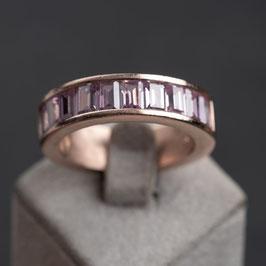 "Vintage Unikat: Ring ""Rosa"""