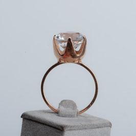 Vintage Unikat: Ring mit Solitär