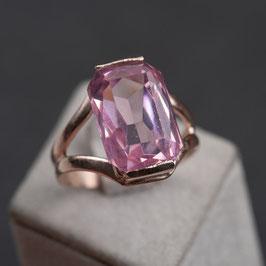 Vintage Unikat: Ring Pink
