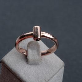 Vintage Unikat: Ring Granat