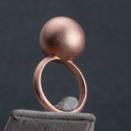 Vintage Unikat: Ring mit Kugel
