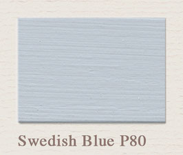 Farbton P 81 Swedish Blue