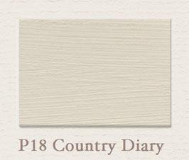 Farbton P 18 Country Diary