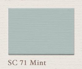 Farbton SC 71 Mint