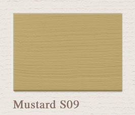 Farbton S 09 Mustard