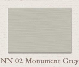 Farbton NN 02 Monument Grey