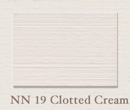 Farbton NN 19 Clotted Cream