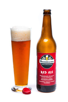 Red Ale 5.3% vol  (Amber)