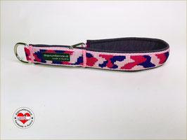 Zugstopp-Halsband 2,5cm Mod25