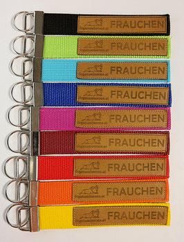 """Schlüsselanhänger """"Frauchen"""""""