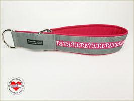 Zugstopp-Halsband 4cm Mod26