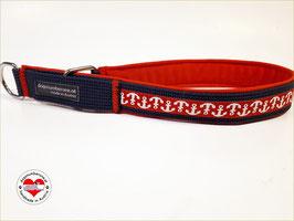 Zugstopp-Halsband 2,5cm Mod18