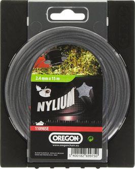 Oregon Mähfaden Nylium Stern 2.4mm x 15 Meter