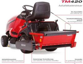 Tielbürger Ausattel-Kastenstreuer TM 420