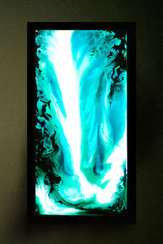 Snoezel LED's:  Waterfall, Evergreen, Lava, Out of Space