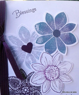 "carte ""Blessings"""
