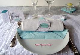 """Table """"Bonne Année"""""""