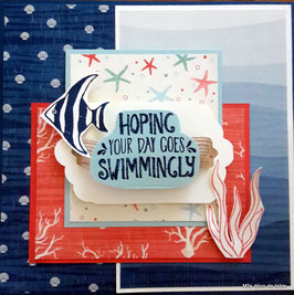 "ETE ""Hoping your day goes swimmingly"""