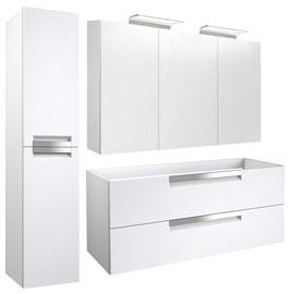 EVOKE Set 120 Doppel, weiß