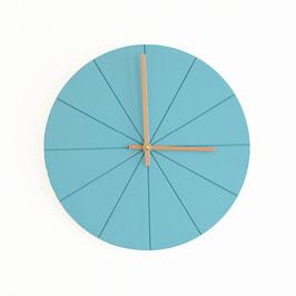 Klok blau