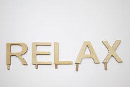 Schriftzug -RELAX-