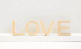 Schriftzug -LOVE-