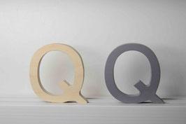Buchstabe -Q-