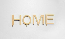 Schriftzug -HOME-