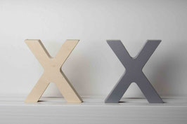 Buchstabe -X-