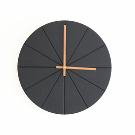 Klok schwarz