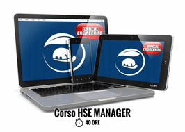 Corso HSE Manager (Health Safety Environmental Manager)