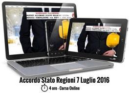 Accordo Stato Regioni 7 Luglio 2016: cosa cambia nella formazione