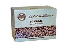 50 cialde Caffè Maresca SENZA ACCESSORI
