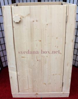 Svedana Box Fichte - ohne Versandkosten (100 €) vom 01.11. bis 30.11.2017 in Deutschland und Österreich