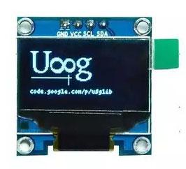 OLED 128x64 grafični prikazovalnik