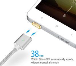Magnetni polnilni kabel za mobilne telefo micro USB / iPhone