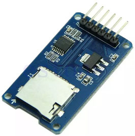 Čitalec microSD kartic