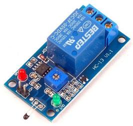 Senzor temperature termistor - rele