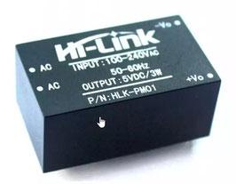 Napajalnik mini AC 220 / DC 3.3V, 5V, 12V