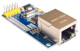 Ethernet modul W5500